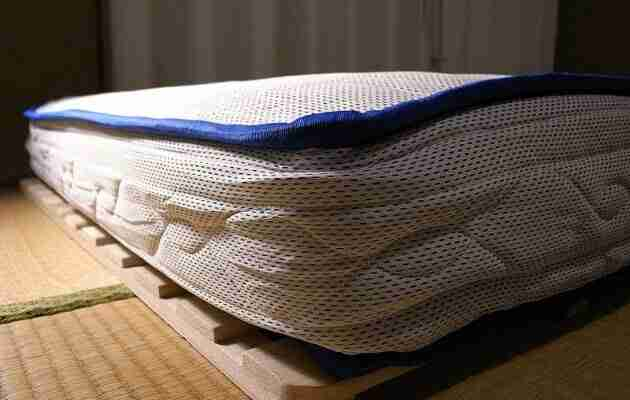 How to store a mattress properly