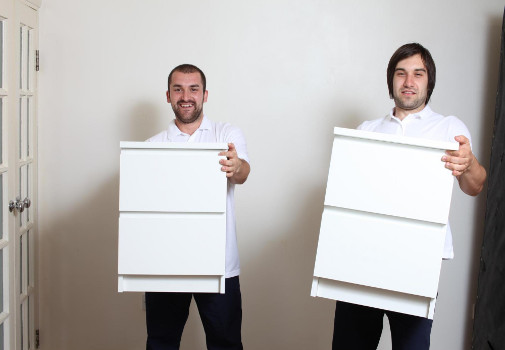 office movers and packers in london