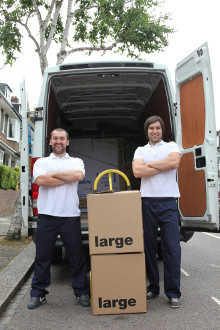 professional removals for big and small jobs